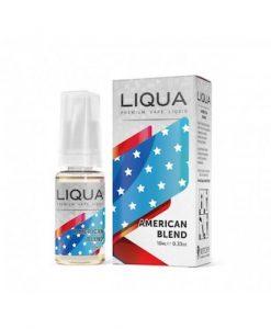 liqua tabac americain maroc amrican blend 10ml