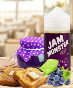 grape jam monster maroc