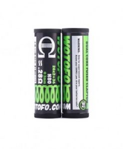 Dual Core Fused Clapton 26*2+36G Coil by wotofo