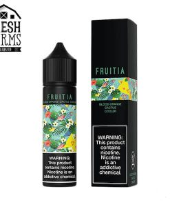 Blood Orange Cactus Cooler fruitia 60ml