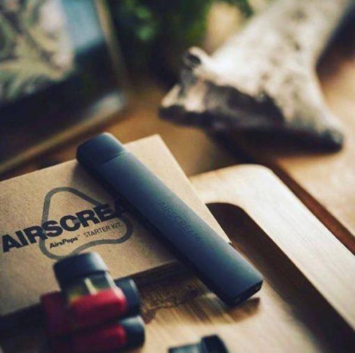 airpops airscream pod maroc mycig