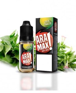 aramax-green-tobacco mycig maroc