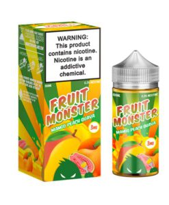 Mango Peach Guava fruit monster mycig maroc