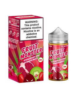Strawberry Kiwi Pomegranate fruit monster mycig maroc