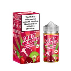 Strawberry Kiwi Pomegranate fruit monster mycig maroc