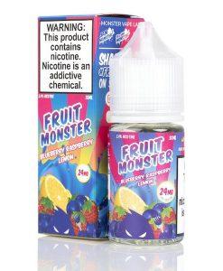 Blueberry Raspberry Lemon Fruit Monster Salt 30ml