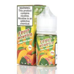 Mango Peach Guava Fruit Monster 30ml salt