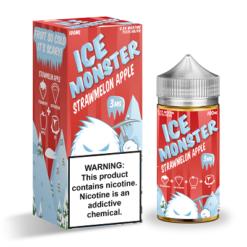 Strawmelon Apple Monster Ice 30ml Salt