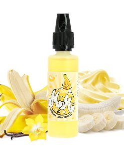 Concentré Banane Custard 30ml By Mr & Mme