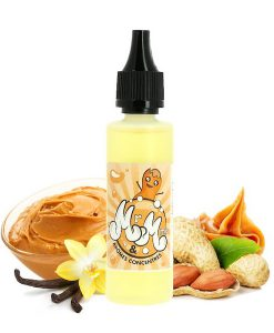 Concentré Cacahuète Custard 30ml By Mr & Mme