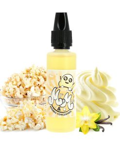 Concentré Pop Corn Custard 30ml By Mr & Mm