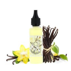 Concentré Queen Vanilla 30ml By Mr & Mme