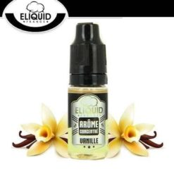 Concentré Vanille 10ml By Eliquid France