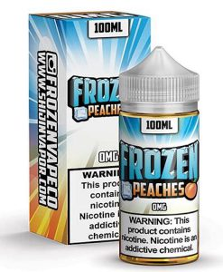 Frozen Peaches By Frozen Vape Co