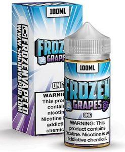 Frozen Grapes By Frozen Vape Co