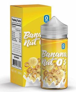 Banana Nut O's By Tasty O's