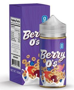 Berry O's By Tasty O's