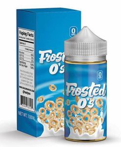 Frosted O's 100ml By Tasty O's