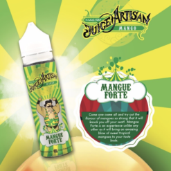 Mangue forte by Juice Artisan 60ml