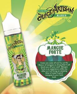 Mangue forte by Juice Artisan 60ml