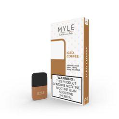Iced Coffee 4-Pack Pod Mylé