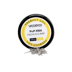 Voopoo PnP-RBA coils pré-faits (boite to 10)