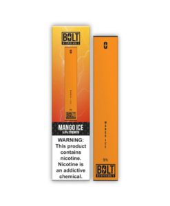 Bolt Mango Ice (Jetable)