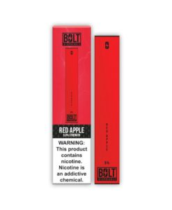 Bolt Red Apple (Jetable)