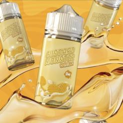 Vanilla Custard Monster Maroc 100ML