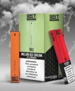 Bolt Cigarettes Jetables