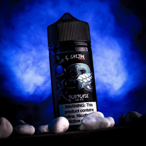 Tortoise on The Rocks by Shijin vapor 100ml Maroc