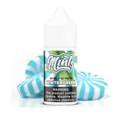 Wintergreen by Mints Vape Co 30ml