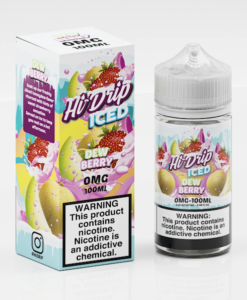 Dewberry ICED 100ml By Hi-Drip