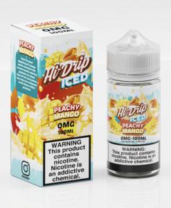 Peachy Mango ICED 100ml By Hi-Drip