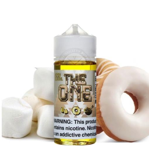 The One Marshmallow Milk