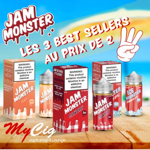 Monster Vape Labs Promo Maroc