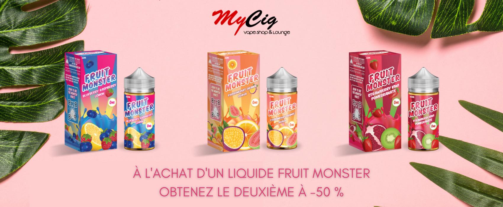 Fruit Monster Promo